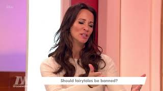 Jane Is Completely Against Changing Fairytales to Make Them More PC | Loose Women