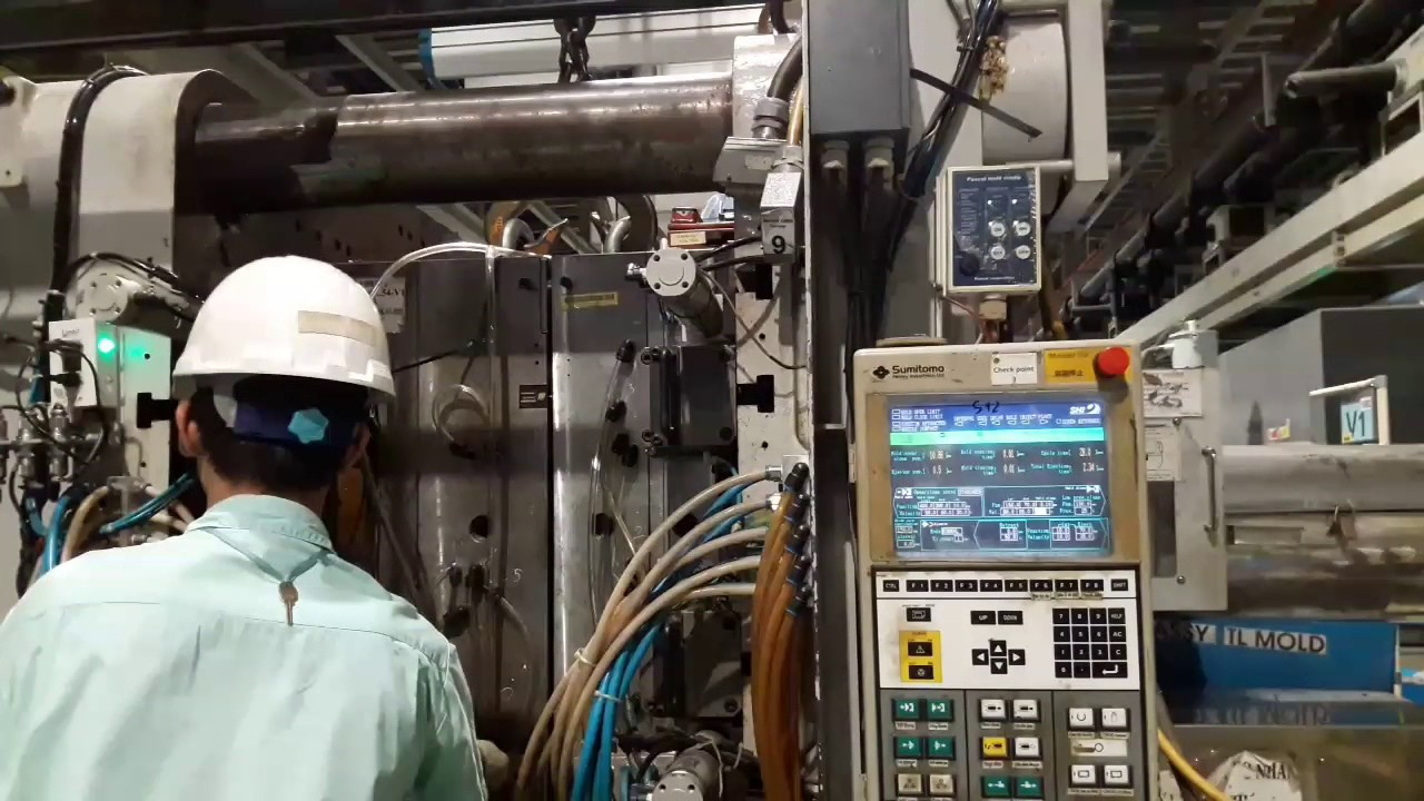 Sumitomo Auto Clamping System Youtube Wiring