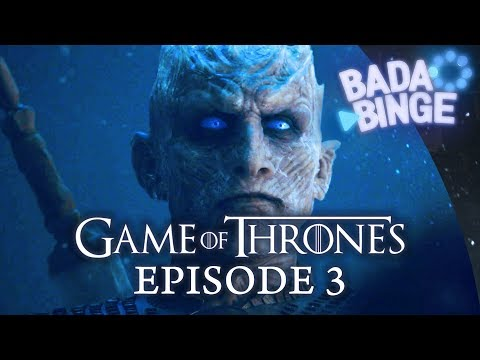 Play The Long Night: Game of Thrones Staffel 8 Episode 3 Review | Bada Binge Spezial #03