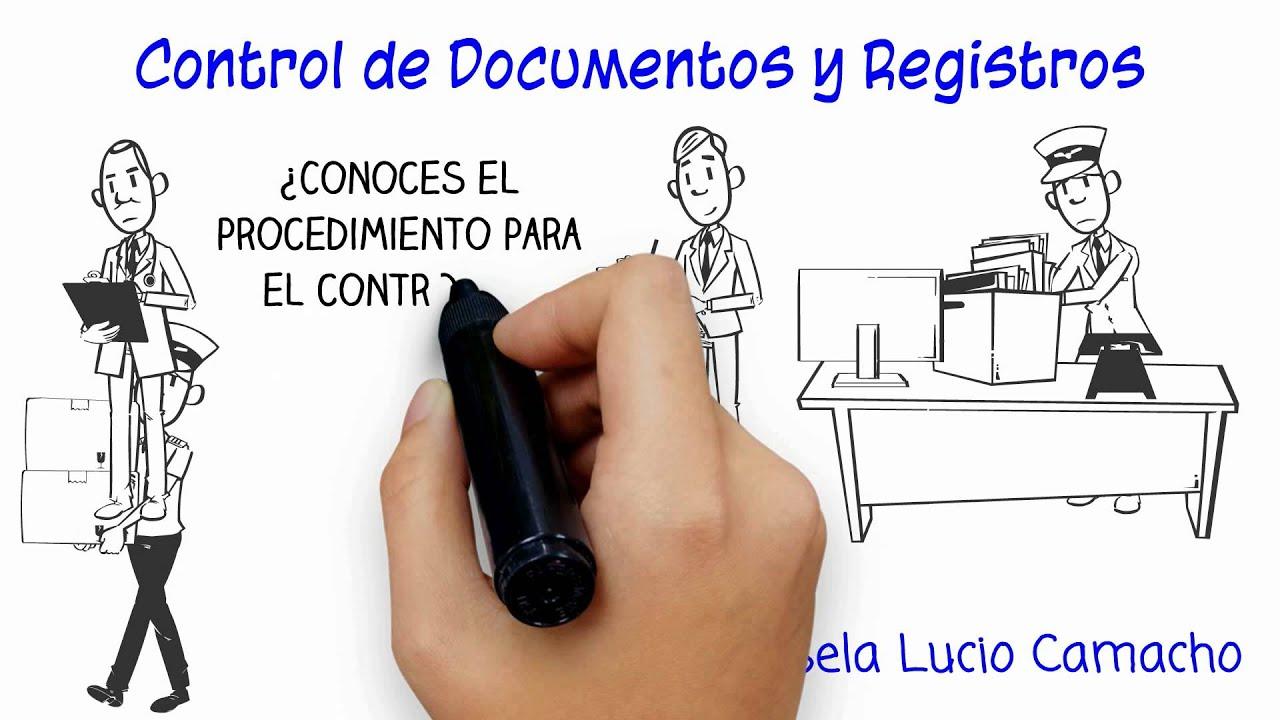 Diferencias entre documentacin y registros - Inicio