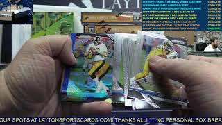 Sunday Funday NFL 30 Box One Immaculate Flawless Football Mixer
