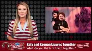 katy perry and keenan cahill duet teenage dream