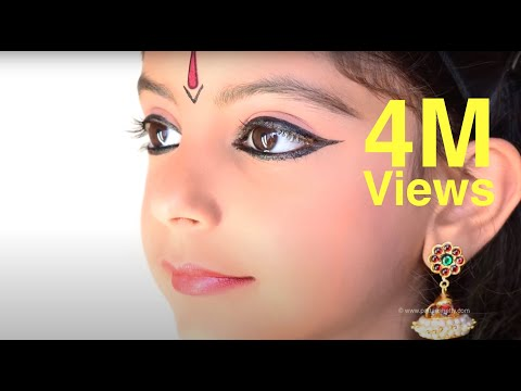 How to get ready for Bharatnatyam (classical) - for girls