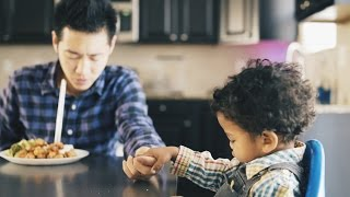 TEACHING MY SON HΟW TO PRAY