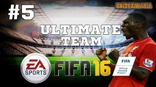 Amatööri Pelaa FIFA 16 Ultimate Team #5 - Hyvää Uutta Vuotta!