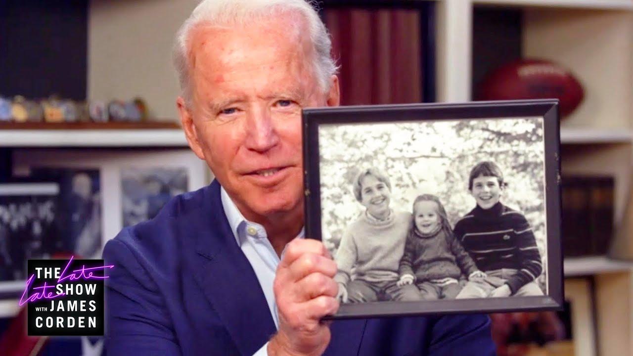Naomi Biden shares family group hug after grandfather's election ...