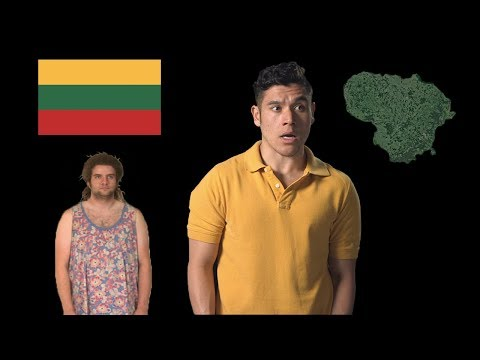 Geography Now! Lithuania