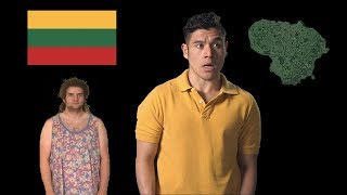 Geography Now Lithuania