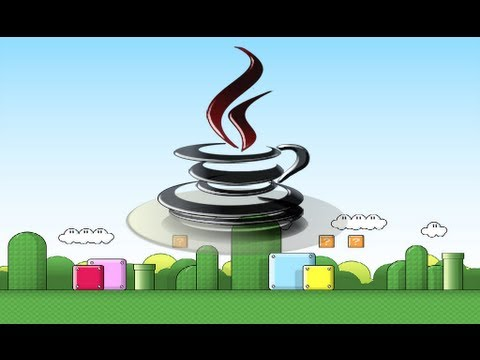 Slick 2D and LWJGL - Java RPG Game programming Tutorial - Ep.1