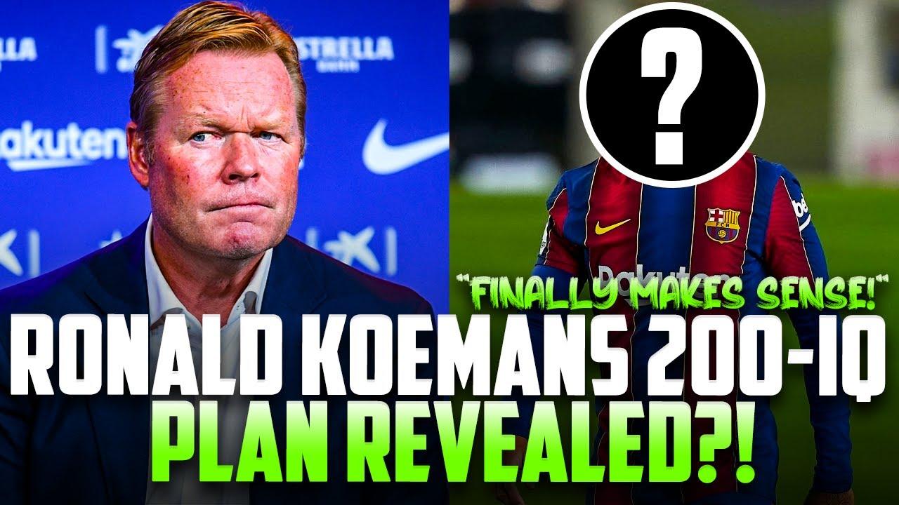 "Download RONALD KOEMAN'S 200-IQ ""PLAN"" REVEALED?!"