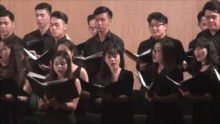 GREEN SLEEVES Saigon Choir Flute: Hoàng Yến Choirmaster: Quang Thái.