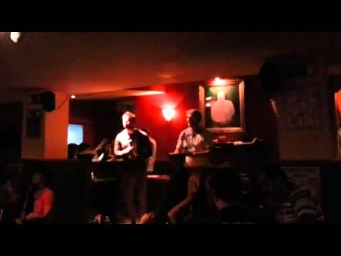 Jim ruxton speech karaoke