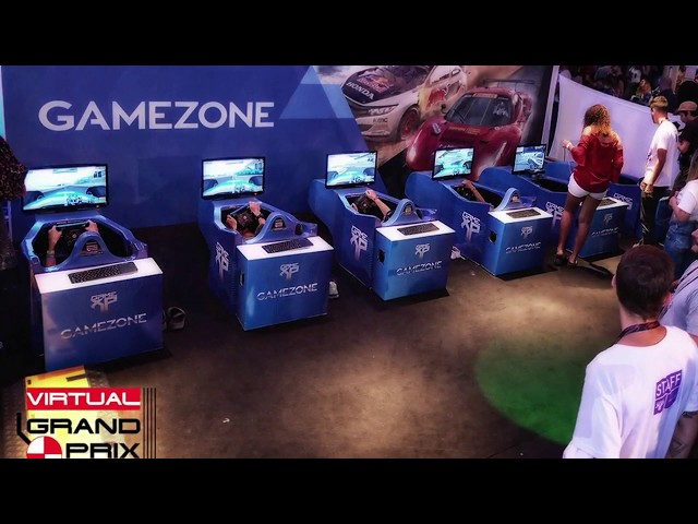 Simuladores F1 ROCK IN RIO