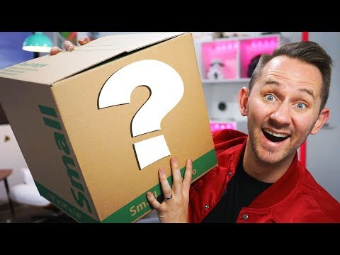 Unboxing 5 Mystery Box Products!