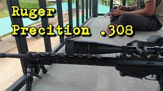 ยิง Ruger Precition Rifle .308 แม่นม๊ากกก 🙂😉