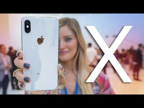 Phone X and iPhone 8!