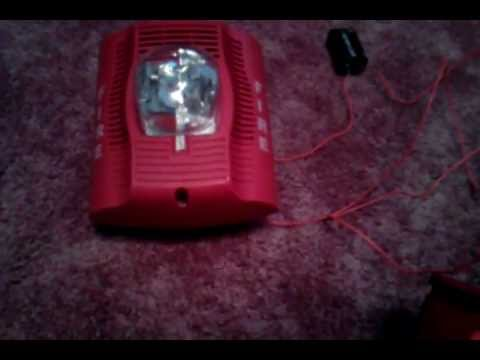 how to wire a horn strobe to a pull station without a control panel duct detector wiring diagram horn strobe wiring diagram #14
