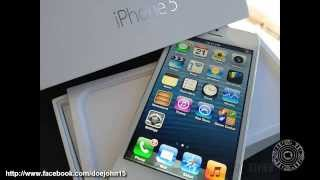 iPhone 5 bloqueado por iCloud