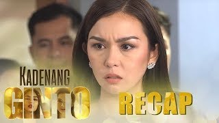 Kadenang Ginto Recap: Daniela succeeds on her plan against Romina