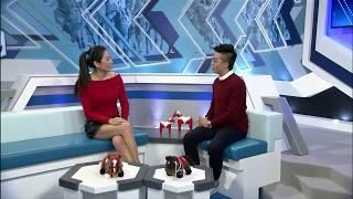 17/18 綠茵闖蕩 #40B - 黃瑩自爆電視台血淚史