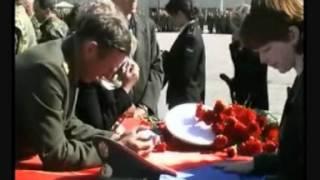 Террористический акт в Каспийске 9 мая 2002г.wmv