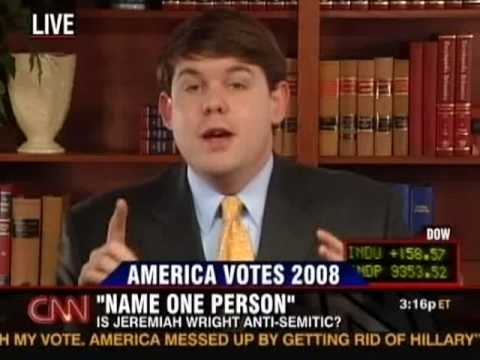 Ben Ferguson on CNN Newsroom- 10-37-09