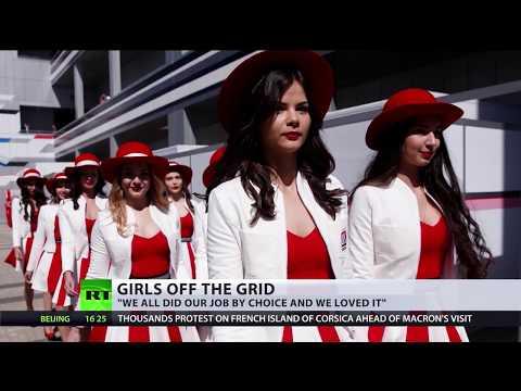 'Grid girls' v feminists: F1 models fight back after role scrapped