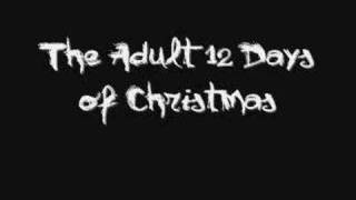 The 12 Dirty Days of Christmas