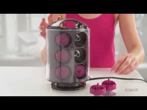 How To: Infiniti Pro by Conair Secret Curl