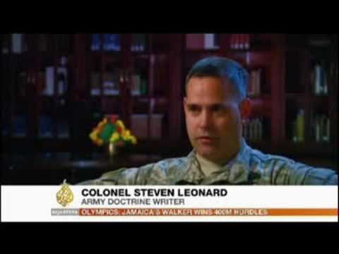 Building the new US model army - 20 August 08