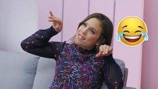 When Calls the Heart: Erin Krakow Reveals What's on Her Cell Phone! (Exclusive)