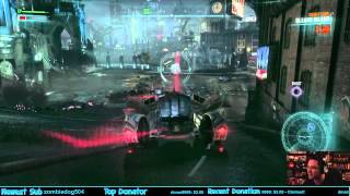Batman Arkham Knight Glitch?!? How do I break all these games?