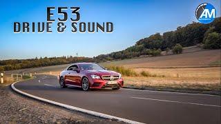 Mercedes-AMG E53 (435hp) - DRIVE & SOUND!