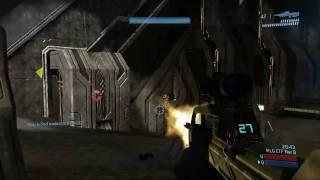 Fray Voltage - Narrows CTF Gameplay