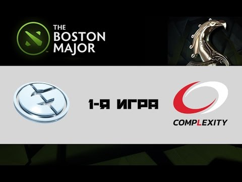 EG vs compLexity #1 (bo3) LB | Boston Major, 04.12.16