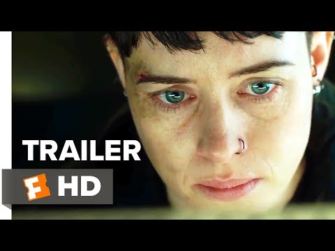 The Girl in the Spider's Web International Teaser Trailer #1 (2018) | Movieclips Trailers,The Girl in the Spider's Web International Teaser Trailer #1 (2018) | Movieclips Trailers download