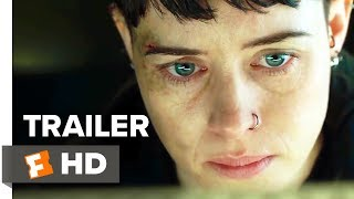 The Girl in the Spider's Web International Teaser Trailer #1 (2018) | Movieclips Trailers