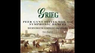 Grieg - Symphonic Dances - Bournemouth Symphony Orchestra - Berglund
