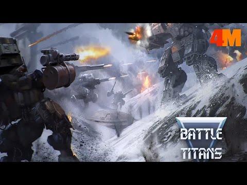 🎮 Battle Titans (Beta Test)  📱 IOS