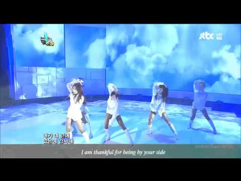 Ailee - Heaven live eng sub
