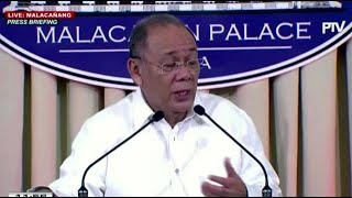 Duterte is 'alive and very well'--Palace