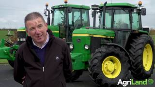 AgriLand finds a 'true classic' - in the shape of a stunning John Deere 3050