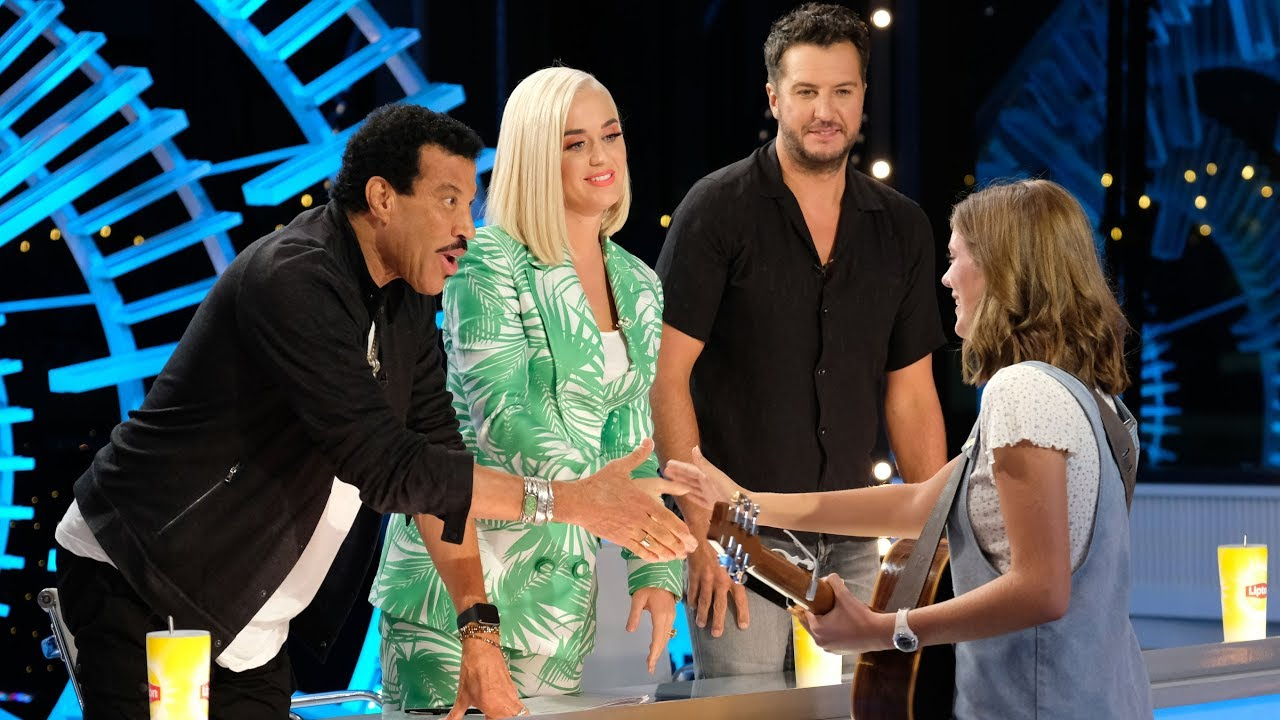 Katy Perry appears to collapse during 'American Idol' auditions - CNN