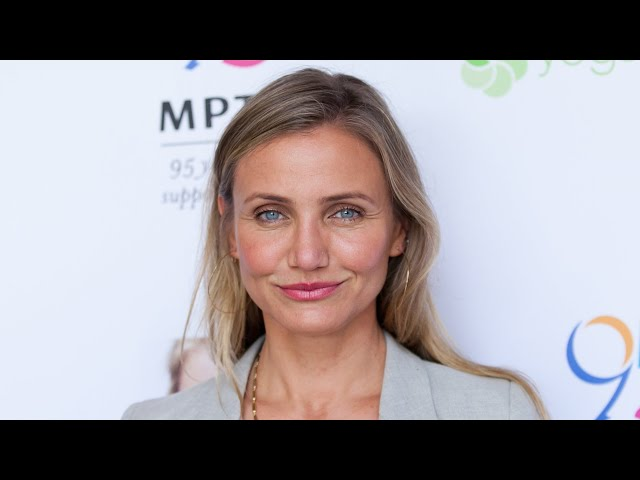 Cameron Diaz On Benji Madden Writing Songs For Their Baby