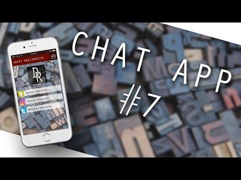 ChatRoom uitlezen | CHAT APP #7