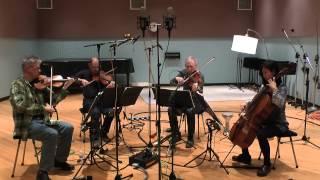 Kronos Quartet plays Tusen Tankar LIVE on WFMT's Impromptu