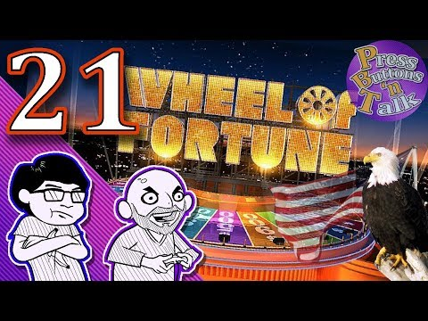 Wheel of Fortune, Ep. 21: Candle Dick - Press Buttons 'n Talk thumbnail