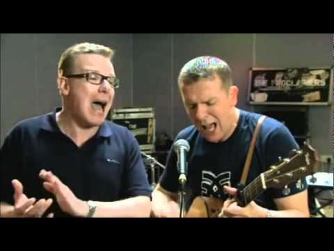 Proclaimers : Throw the R Away - Live Acoustic (Scotland's Music)