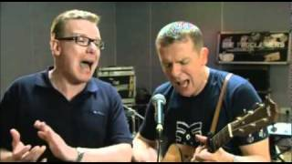 Proclaimers : Throw the R Away - Live Acoustic (Scotland