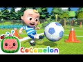 Soccer Song Football Song CoComelon Nursery Rhymes & Kids Songs